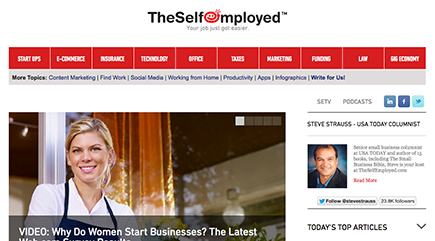 The Self Employed