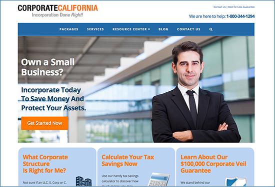 Corporate California