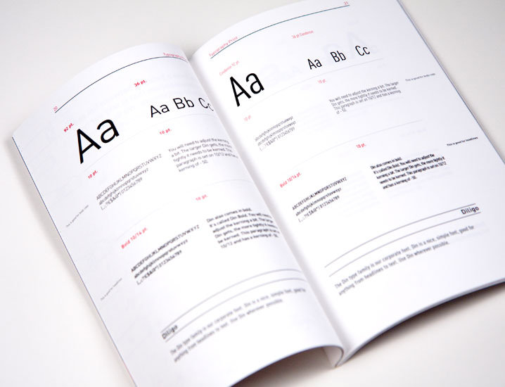 brand style guide for pdx business